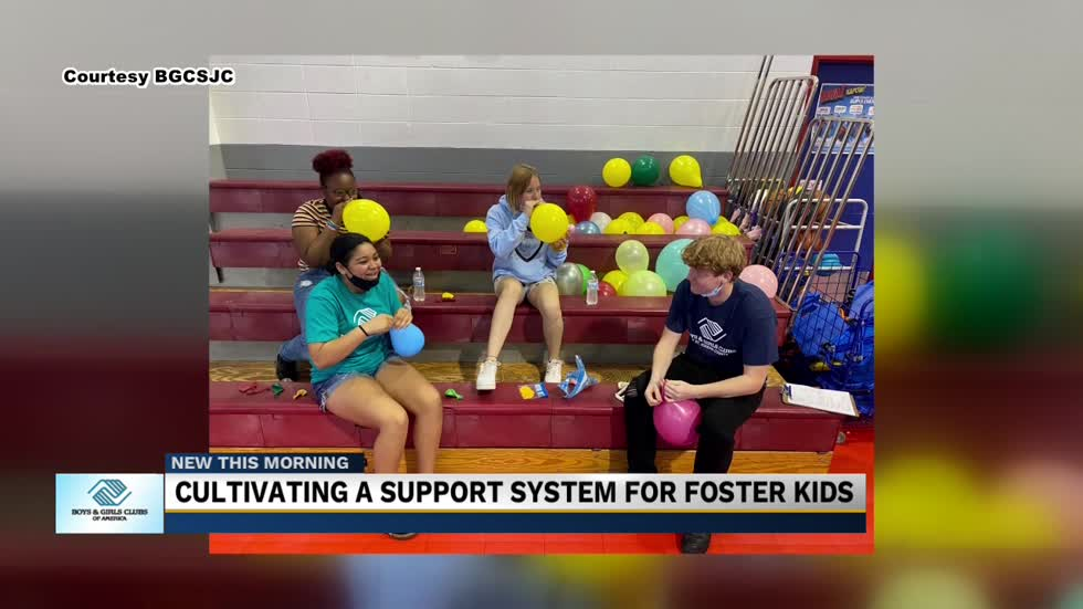 Local teens step up to give foster kids a voice